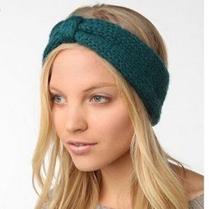 Urban Outfitters Wooden Ships Ear Warmer, Green